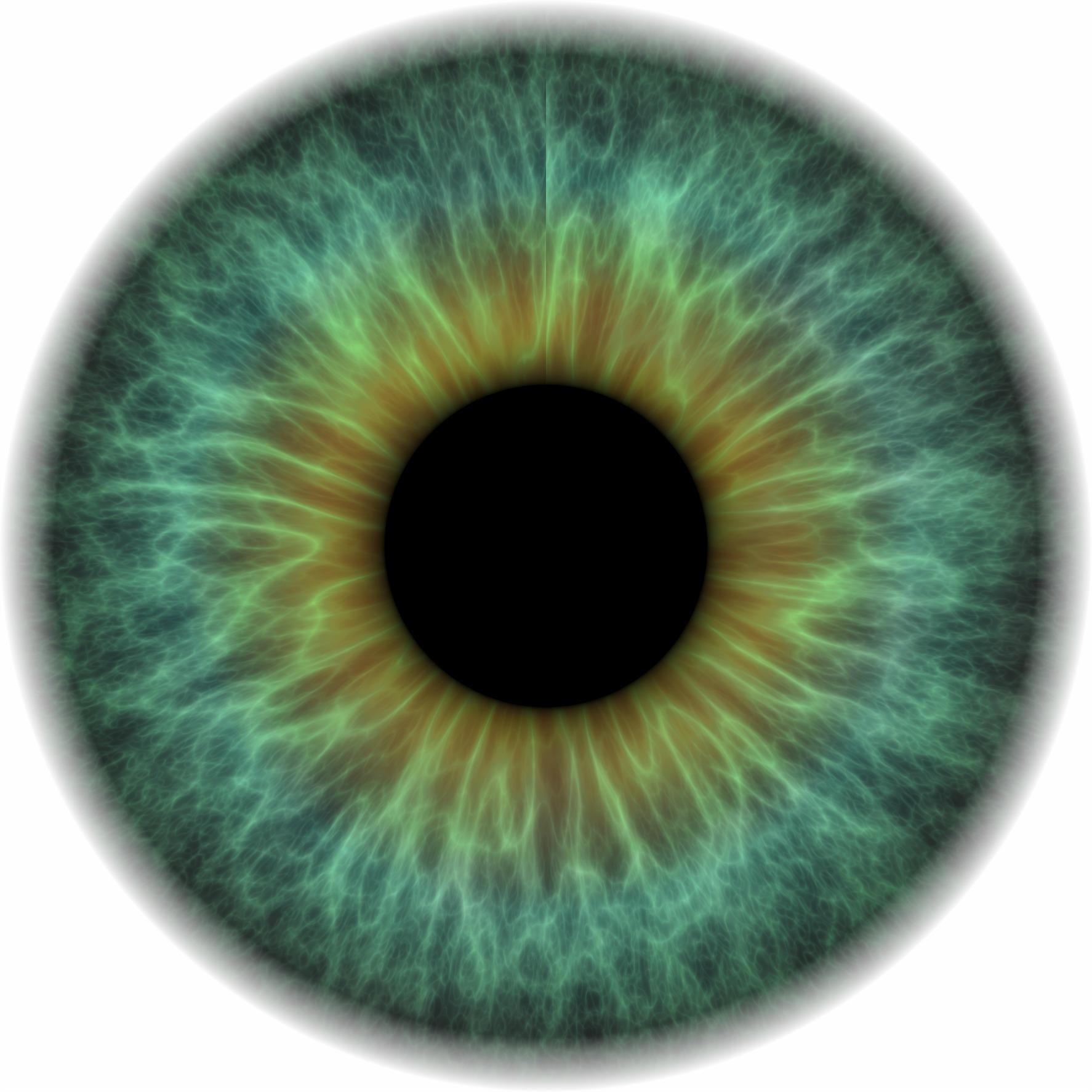 A nova tecnologia de reconhecimento de íris poderá identificar você a 12 metros de distância