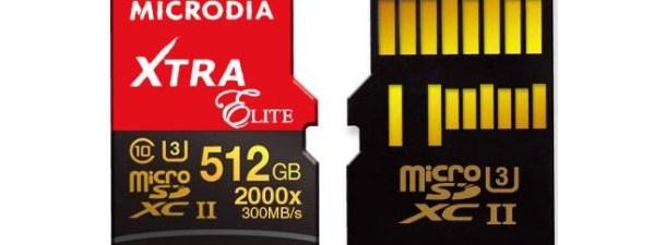 512 GB em 1,65 cm²