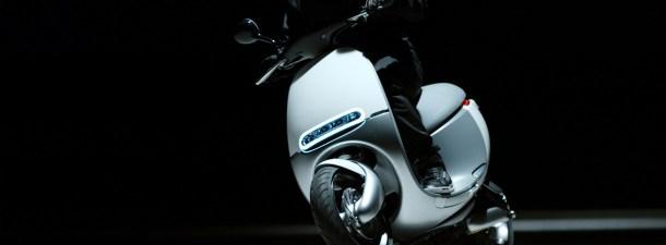 Smartscooter: a scooter elétrica que reabastece trocando a bateria