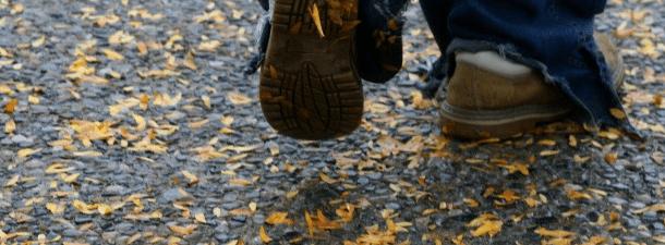 Sapatos com GPS para localizar pessoas com demência