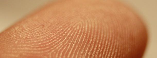 Conseguem determinar se uma impressão digital pertence a um homem ou a uma mulher