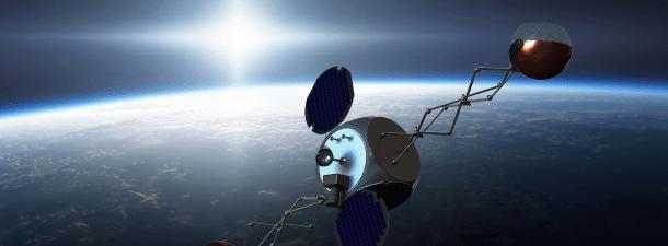 """Limpar o lixo espacial desde fora da Terra com este """"motor"""" chinês"""