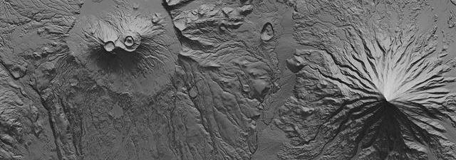 O Centro Aeroespacial Alemão ultima uma nova topografia 3D mundial 30 vezes mais precisa