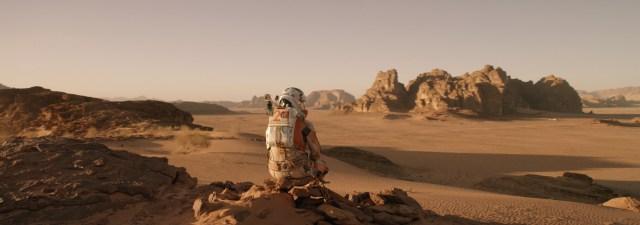 O sonho de Mark Watney em The Martian será realizado no Peru