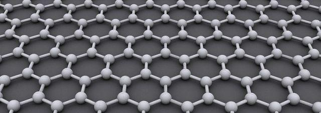 O grafeno permite capturar a primeira fotografia de uma proteína