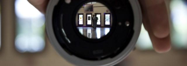 Esta câmera de papel tem 6 mm de espessura