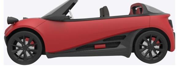 O mundo dos carros impressos em 3D existe