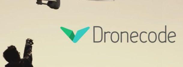 O código aberto para drones