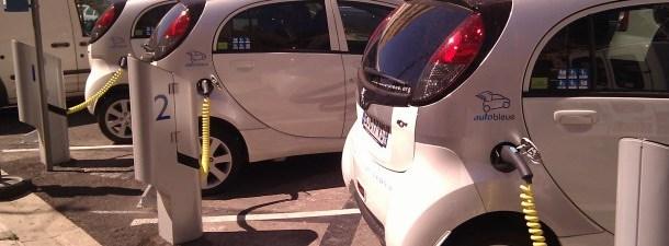 As melhorias no carregamento rápido dos carros elétricos