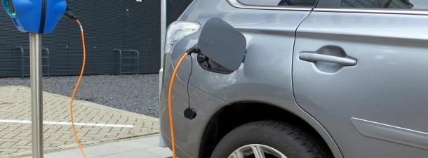 As vendas de carros elétricos sobem 49% na Europa