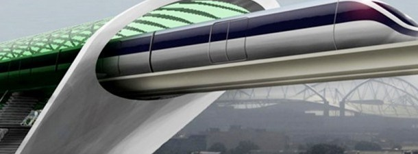 Projeto Hyperloop, a alta velocidade terrestre elevada a sua máxima expressão