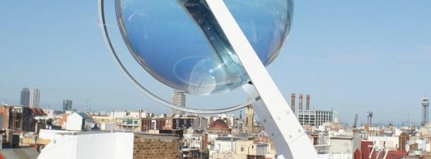 Rawlemon, a esfera solar que melhora 70% a eficiência dos painéis fotovoltaicos