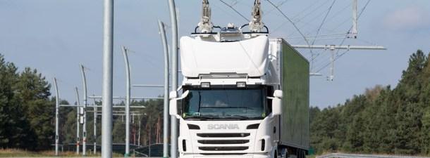 Suécia finaliza os detalhes para o lançamento da primeira rodovia elétrica para caminhões