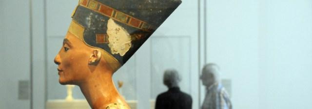 Você já pode imprimir em 3D uma reprodução do busto de Nefertiti