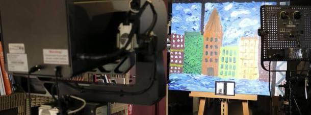 Google e sua câmera para mergulhar na história da arte