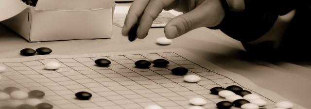 DeepMind ganha o melhor jogador de Go (como Deep Blue fez com Kasparov)