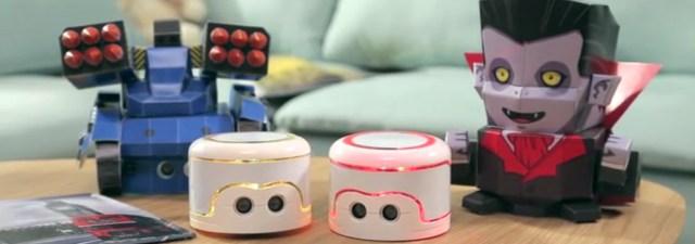 Kamibot aproxima a programação às crianças como um brinquedo mais