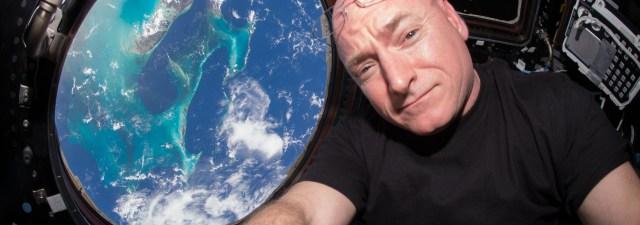 Scott Kelly e a experiência de viver um ano no espaço