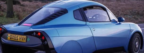 Rasa, o carro com bateria de hidrogênio projetado em Barcelona