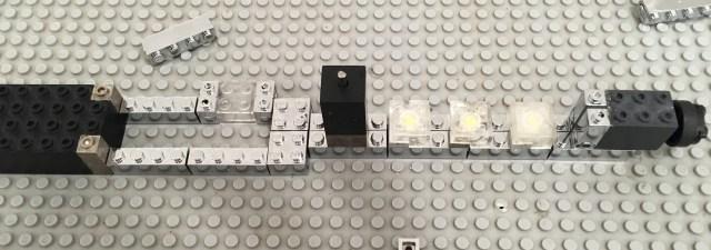 Brixo ou como criar circuitos eletrônicos sem fios com peças tipo Lego