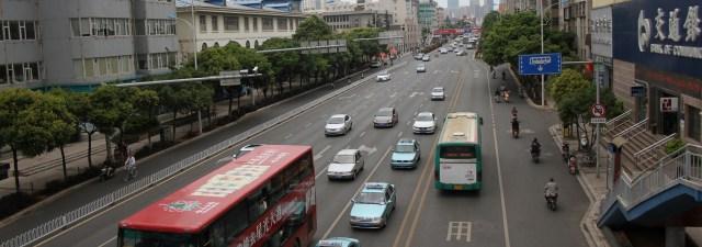 Seis dias e quase 2.000 km: o trajeto de um carro autônomo na China