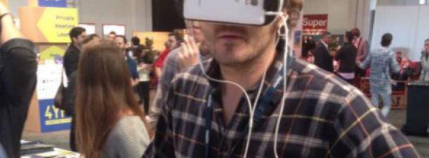 A febre da realidade virtual