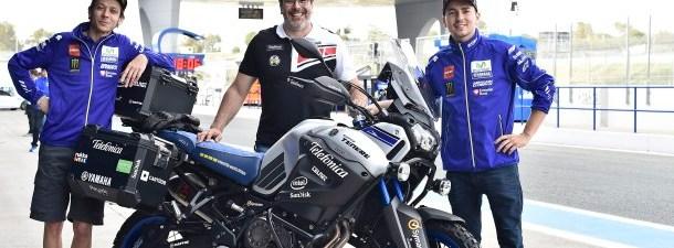 Globalrider, a volta ao mundo em 80 dias em uma moto conectada