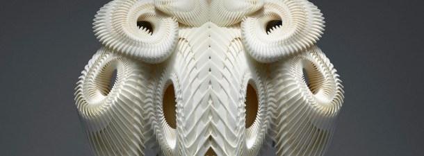 Assim é a roupa impressa em 3D que é produzida hoje em dia
