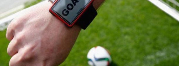 A chegada da tecnologia ao futebol está muito perto