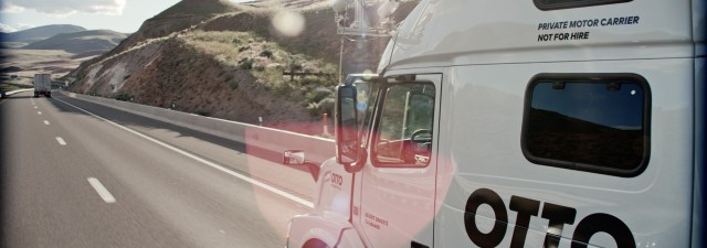 Otto quer transformar caminhões normais em autônomos
