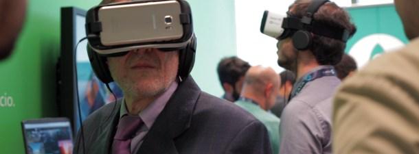 Realidade virtual: lazer e negócio