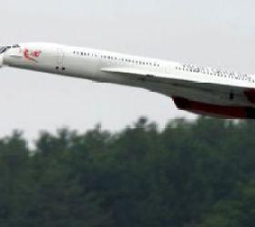 Passado, presente e futuro dos aviões supersônicos de passageiros