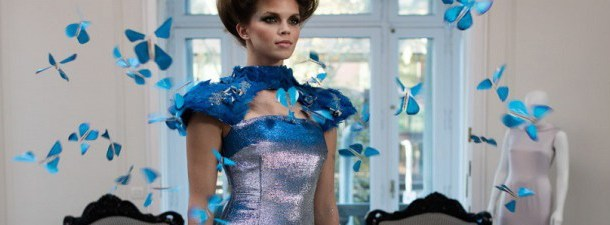 ButterflyDress, o primeiro vestido inteligente da Intel