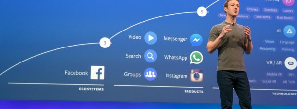 Facebook triplica seus lucros e se aproxima de Google no que se refere a renda por publicidade