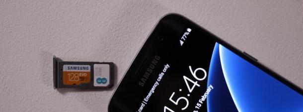 Que arquivos copiar na memória interna e quais levar nos cartões microSD