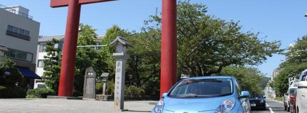 Enquanto isso, no Japão… Já existem mais pontos de carga do que postos de gasolina