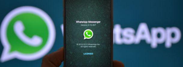 As novas medidas de segurança de WhatsApp