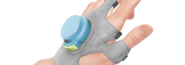 GyroGlove, uma luva que ajudará pessoas com Parkinson a escrever