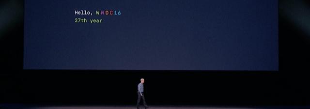 As novidades mais destacadas da Apple na WWDC 2016