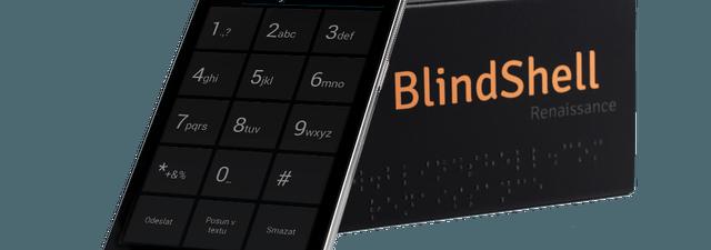 BlindShell, o primeiro smartphone para cegos