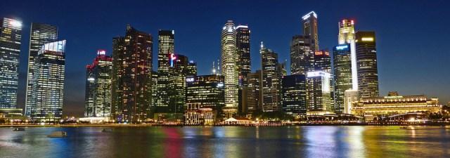 O caminho de Cingapura para ser a primeira nação inteligente do mundo