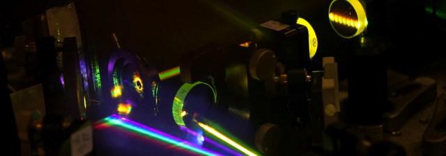 Laser como meio do futuro para armazenar dados mais rápido