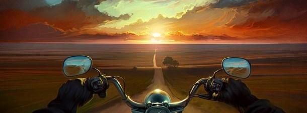 A moto conectada mais solidária e tecnológica está dando a volta ao mundo