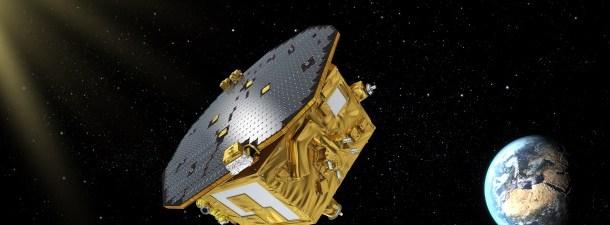 O projeto espacial para detectar ondas gravitacionais apresenta seus primeiros resultados