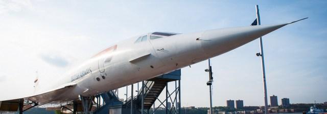 A NASA quer criar um avião supersônico silencioso