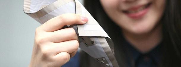Os sensores flexíveis têxteis dão mais possibilidades para a roupa do futuro