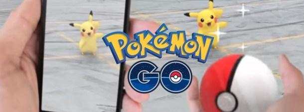 Pokemon Go, um fenômeno em auge