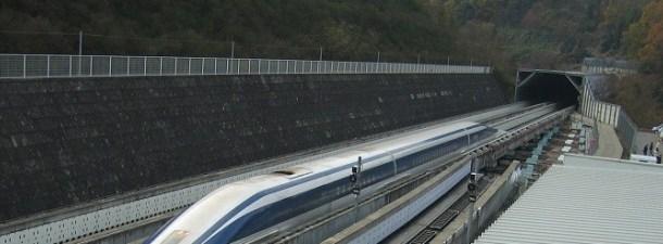 Alta velocidade continuará sendo rainha do transporte terrestre