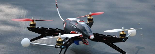 Amazon testa no Reino Unido a entrega com drones