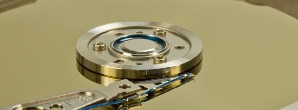 O menor disco rígido até hoje escreve a informação átomo a átomo